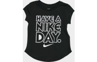 Girls' Toddler Have A Nike Day T-Shirt Black Sales