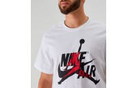 Men's Jordan Mashup Classics T-Shirt White/Red Sales