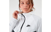 Women's Nike Sportswear Windrunner Jacket Black/White Sales