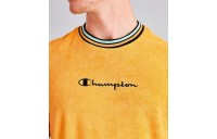 Men's Champion Terry Script T-Shirt Capri Orange Sales