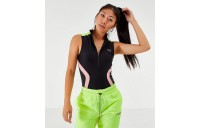 Women's Puma Bodysuit Black/Yellow Sales