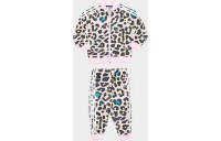 Girls' Infant and Toddler adidas Originals LZ SST Track Suit Multicolor/Clear Pink/White Sales
