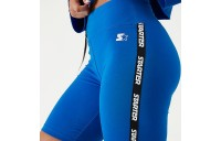Women's Starter Bike Shorts Azure/White Sales