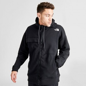 Men's The North Face Graphic Collection Full-Zip Hoodie TNF Black Sales