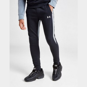Boys' Under Armour Sportstyle Fleece Jogger Pants Black/Grey Sales