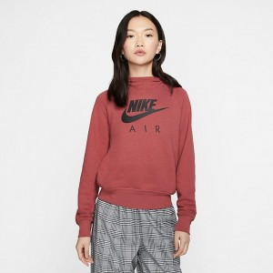 Women's Nike Air Hoodie Cedar/Black Sales