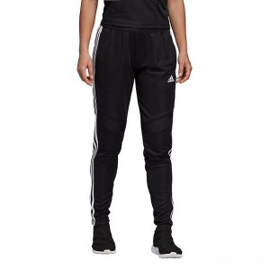 Women's adidas Tiro 19 Training Pants Black/White Sales