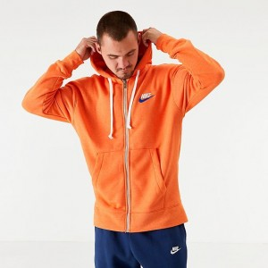Men's Nike Sportswear Heritage Full-Zip Hoodie Starfish Sales