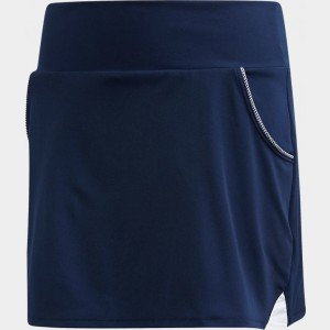 Girls' adidas Club Tennis Skirt Collegiate Navy Sales