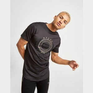 Men's Supply & Demand Blaze T-Shirt Black Sales