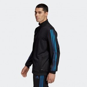 Men's adidas Goodbye Gravity Tiro Track Jacket Black/Pearl Essence Sales
