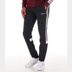 Men's adidas Originals Itasca Fleece Jogger Pants Black Sales
