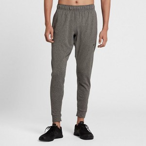 Men's Nike Dri-FIT Jogger Pants Black/Heather/Black Sales