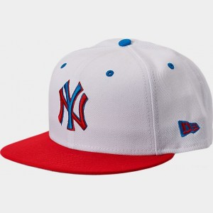 New Era New York Yankees MLB Split Color 9FIFTY Snapback Hat  Sales