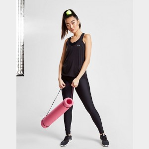 Women's Under Armour Sport Eyelet Flowy Tank Top Black Sales