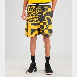 Men's Nike Sportswear Allover Print Shorts Amarillo Sales
