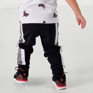 Boys' Toddler Jordan Tricot Jogger Pants Black Sales