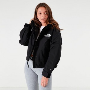 Women's The North Face Reign On Jacket Black Sales