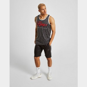 Men's Supply & Demand Squared Shorts Black Sales