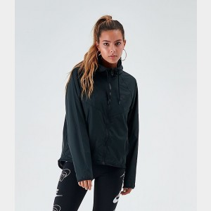 Women's Nike Sportswear Windrunner Jacket Black Sales