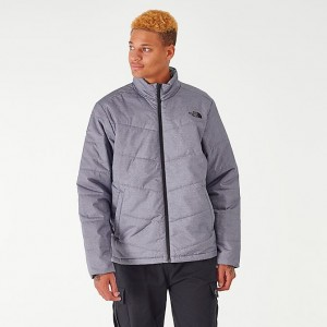 Men's The North Face Junction Insulated Jacket TNF Medium Grey Sales