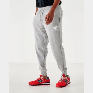 Men's New Balance Essential Jogger Pants Black Sales