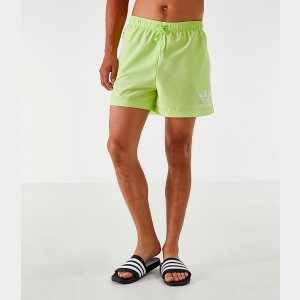 Men's adidas Originals California Swim Shorts Yellow Sales