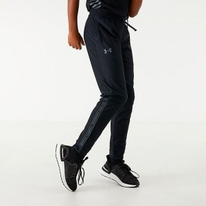 Boys' Under Armour Tech Prototype Jogger Pants Black Sales