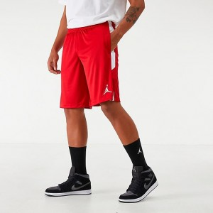 Men's Jordan 23 Alpha Dri-FIT Training Shorts Gym Red Sales