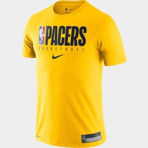 Men's Nike Indiana Pacers NBA Practice T-Shirt Amarillo Sales