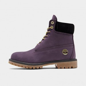 Men's Timberland x NBA Los Angeles Lakers 6 Inch Classic Boots Lakers Sales