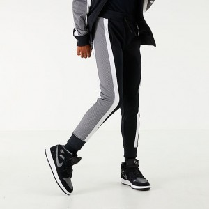 Boys' Jordan Tricot Jogger Pants Black Sales