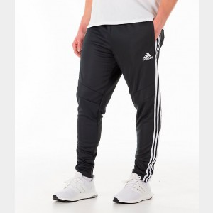 Men's adidas Tiro 19 Training Pants Dark Grey/White Sales