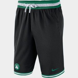 Men's Nike Boston Celtics NBA DNA Shorts Black Sales