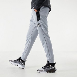 Men's Nike Sportswear Air Max Utility Jogger Pants Wolf Grey/Black Sales