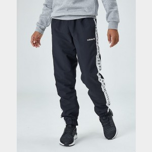 Boys' adidas Originals Tape Woven Pants Black Sales