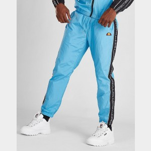 Men's Ellesse Bandido Track Pants Sky Blue Sales