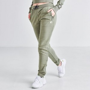 Women's Starter Jogger Pants Army Green Sales