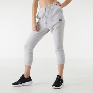 Women's adidas Originals Vocal Jogger Pants Light Grey Heather Sales
