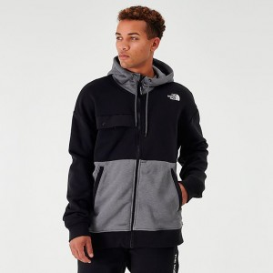 Men's The North Face Graphic Collection Full-Zip Hoodie TNF Grey/Heather Sales