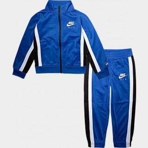 Boys' Toddler Nike Air Tricot Track Jacket and Pants Set Game Royal Sales