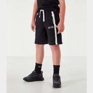 Boys' Nike Air Shorts Black/White Sales