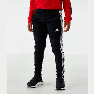 Boys' adidas Tiro 19 Training Pants Black/White Sales