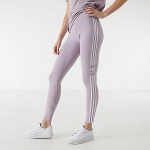 Women's adidas Originals Trefoil Leggings Soft Vision Sales