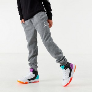 Boys' Jordan Jumpman Jogger Pants Carbon Heather Sales