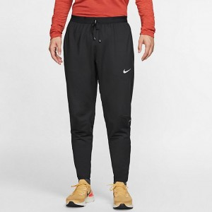 Men's Nike Phenom Elite Knit Training Pants Black Sales