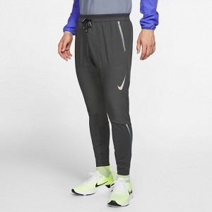 Men's Nike Swift Training Pants Dark Smoke Grey Sales
