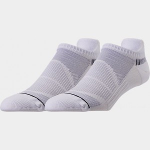 Men's adidas Badge of Sport 2-Pack No-Show Tab Socks White/Black Sales