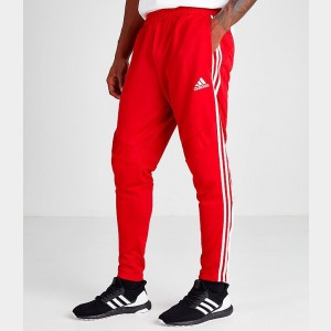 Men's adidas Tiro 19 Training Pants Red/White Sales