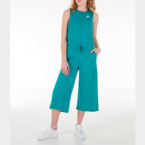 Women's Nike Sportswear Club Jumpsuit Spirit Teal Sales